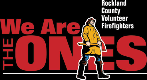 Canned Fire Volunteer Firefighter Recruitment and Retention Campaigns - We're The Ones - Logo