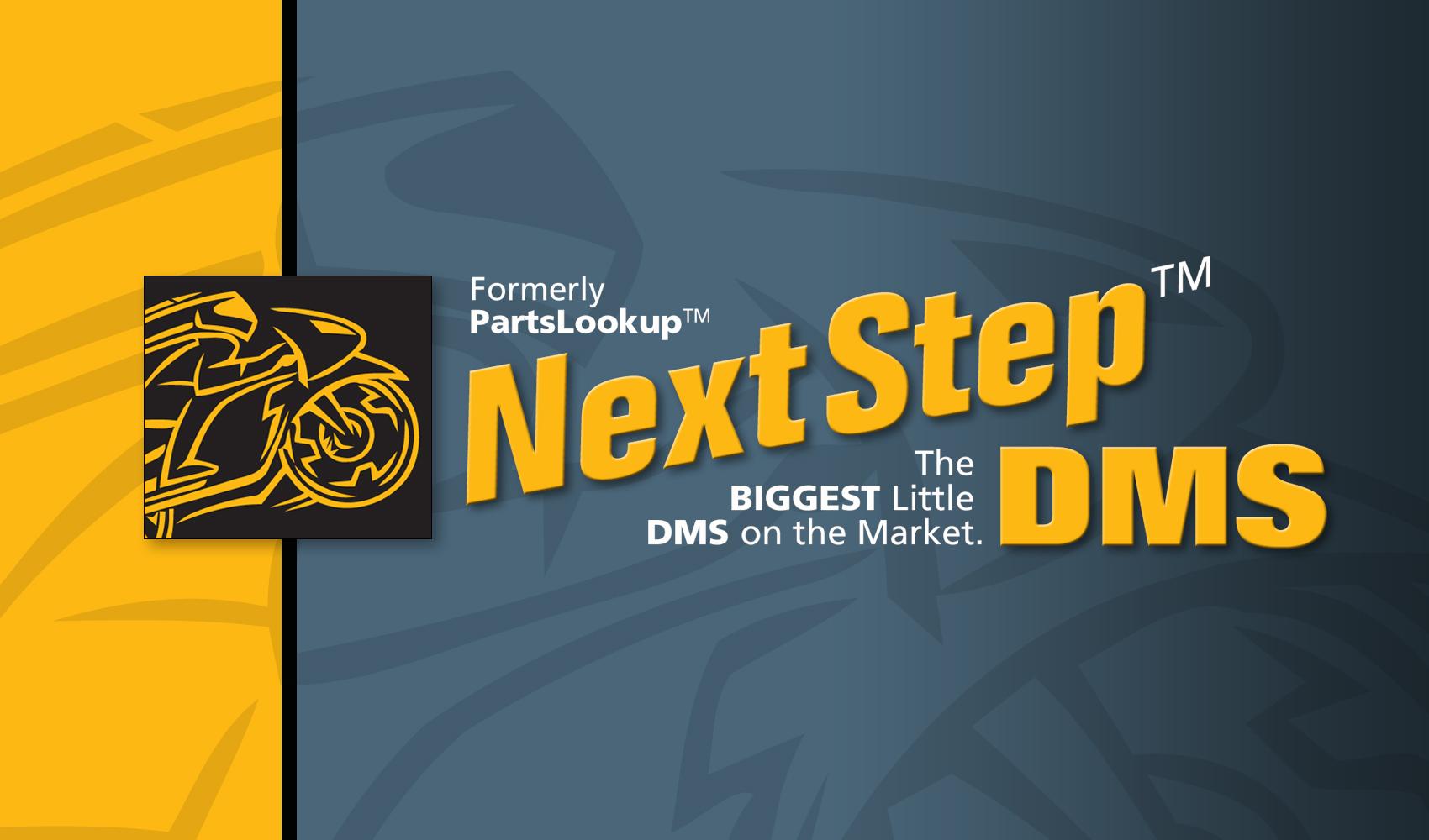 NextStepDMS - Logo Image