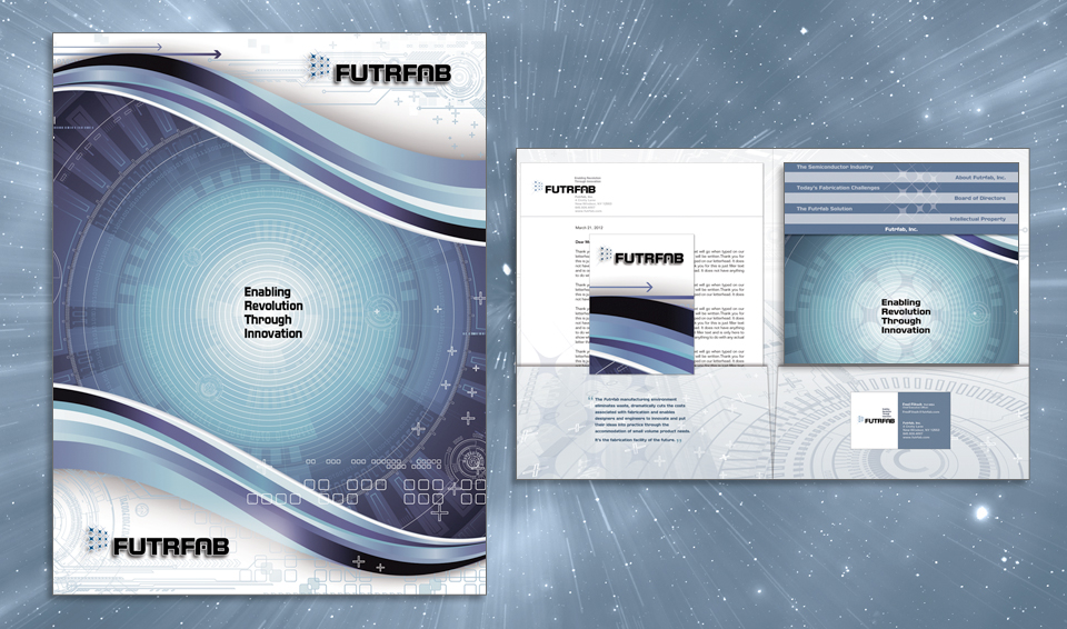 Futrfab - Folder & Inserts