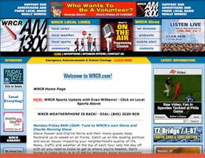 WRCR Radio - Web Site