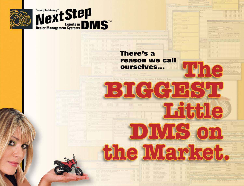 NextStepDMS Cover