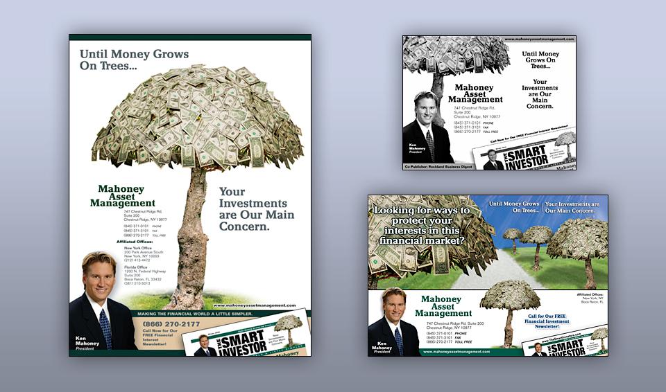 Mahoney Asset Management - Advertising