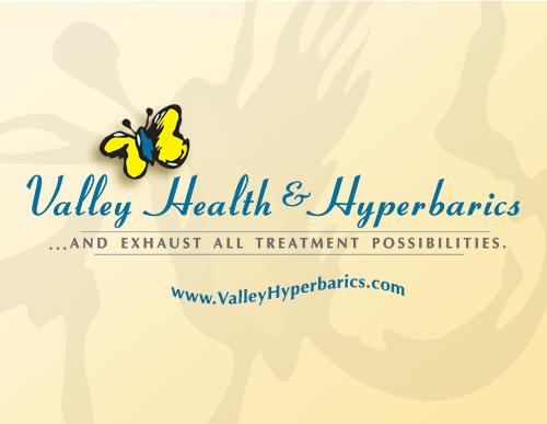 Valley Health & Hyperbarics - Logo
