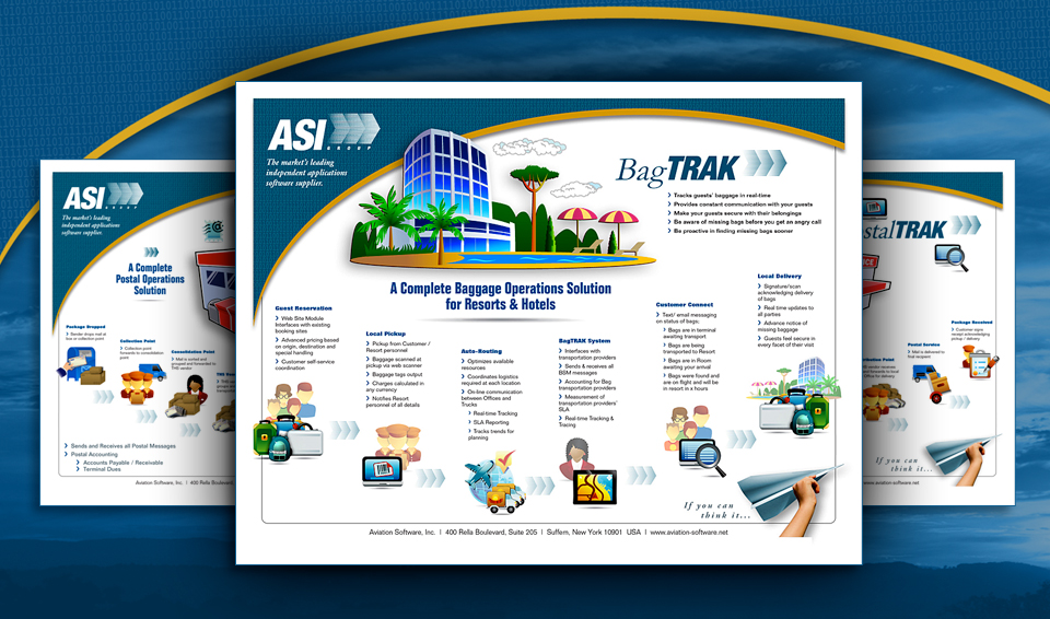 Aviation Software - Print Materials