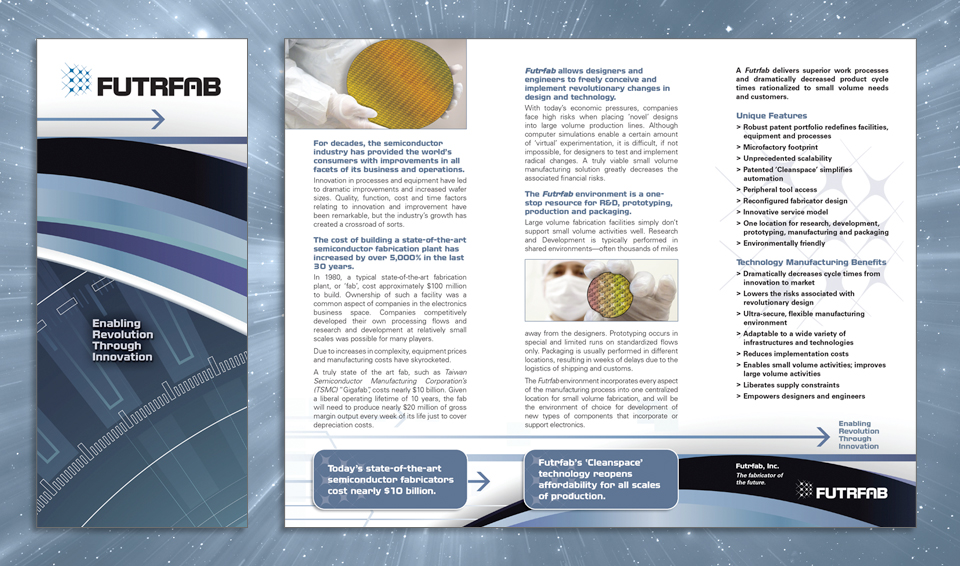 Futrfab, Inc. - Print Materials